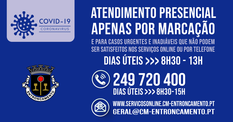 COVID19 AtendimentoMarcacao Banner