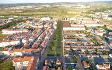 Requalificação urbana do espaço público, equipamento e edificado nos Bairros Sociais – ARU 3