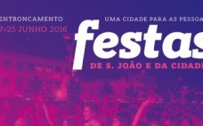 Festas de São João e da Cidade de 17 a 25 junho