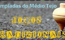 Olimpíadas do Médio Tejo . Jogos Tradicionais | Inscrições