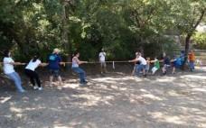 Parque Verde do Bonito recebeu o Encontro de Apuramento das Olimpíadas do Médio Tejo