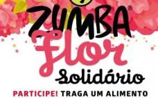 Zumba Flor Solidário . domingo . 22 maio
