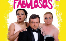 """Absolutamente Fabulosos"" Teatro comédia . 14 de outubro"