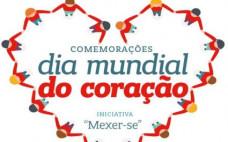 Comemorações do Dia Mundial do Coração