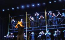 ANDAIME . Espetáculo de Canto, Dança e Interpretação