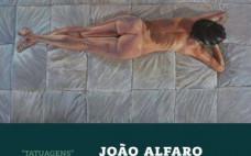 """""""Tatuagens"""" Exposição de Pintura de João Alfaro na Galeria Municipal"""