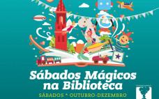 Sábados Mágicos na Biblioteca Municipal