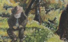 """""""...Do Culto pela Imagem"""" Exposição de Pintura de Walter Reis"""