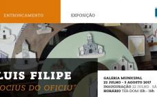 """""""Ocius du Oficiu"""" Exposição de Luís Filipe"""