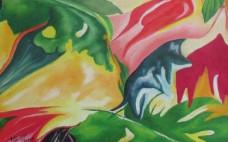 """""""Naturezas Mortas a que a Cor Dá Vida"""" Exposição de Pintura de Olímpia Maria"""