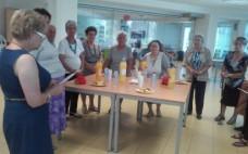 Dia dos Avós comemorado no Centro de Convívio