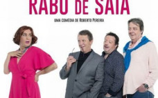 """""""Rabo de Saia"""" Teatro de Comédia no Centro Cultural"""
