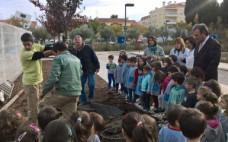 Município participou na Semana da Reflorestação Nacional | Projeto Plantar Portugal