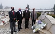 Cerimónia de homenagem aos combatentes | Dia de Finados