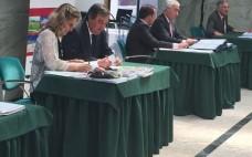 Entroncamento assina Contrato de Financiamento de 5,6 Milhões de Euros no âmbito do PEDU
