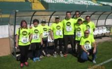 Atletas do Centro Municipal de Marcha e Corrida participaram no Challenge 3000