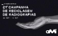 Campanha de Reciclagem de Radiografias