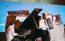 """Entro.Culturas com Espetáculo Musical """"Azul Espiga"""""""