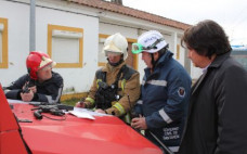 Simulacro de Incêndio Urbano testa Plano Municipal de Emergência de Proteção Civil