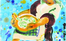 """Exposição de Azulejo """"Pequeno Formato"""" de Ana Paula Lopes"""