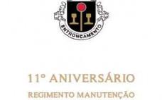 Convite à população - Inauguração do Monumento de Homenagem às Forças Armadas