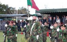 Comemoração do 11º Aniversário do Regimento de Manutenção do Entroncamento