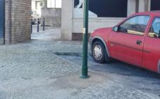 Câmara Municipal instala semáforos na passadeira da Rua Jacinto Marques Agostinho