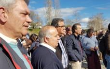 Entroncamento presente na manifestação contra a poluição do Rio Tejo