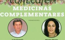 """Medicinas Complementares nas """"Conversas com Café"""""""