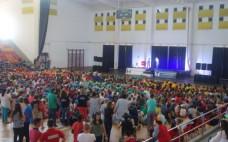 Dia da Criança comemorado por 1.200 crianças