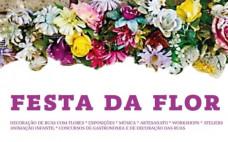 Programa Festa da Flor - 19 a 28 maio