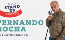 Fernando Rocha no Ciclo de Stand Up Comedy