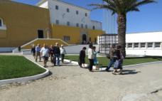 Utentes do Centro de Convívio visitam a Praia da Consolação e o Museu Municipal de Peniche