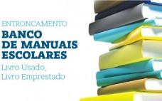 Troca de livros usados por livros para o próximo ano letivo no Banco de Manuais Escolares do Entroncamento