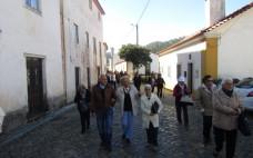 Idosos do Centro de Convívio visitaram a Aldeia de Dornes