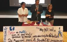 Município comemora Dia Municipal para a Igualdade com iniciativas no Centro Cultural e na Biblioteca Municipal
