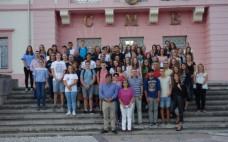 Intercâmbio Juvenil Escolar recebe 19 jovens alemães no Entroncamento