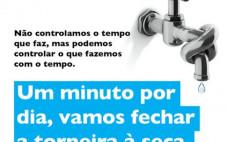 Campanha de Sensibilização para a Seca