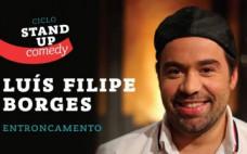 Stand-up Comedy com Luís Filipe Borges . 11 março