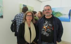 """Inauguração da Exposição de pintura """"World Mirror"""" de Sansão Vitorino"""