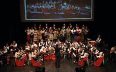Orquestra Típica Albicastrense em concerto no Centro Cultural