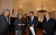Inauguração dos Espaços do Cidadão nas Juntas de Freguesia pela Secretária de Estado Adjunta e da Modernização Administrativa