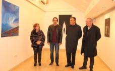 Inauguração da Exposição de Pintura de David Esteves