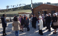 Visita Cultural ao Eco Museu Salinas - Rio Maior dos utentes do Centro de Convívio do Entroncamento
