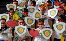 """""""Heróis da Fruta"""" vai eleger quatro finalistas na região e os alunos do Entroncamento contam com o seu voto"""