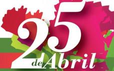 Comemorações do 44º Aniversário do 25 de abril