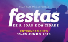 Festas de S. João e da Cidade de 15 a 23 de junho