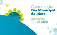 20 maio | Dia Municipal do Idoso | Inscrições até 11 maio
