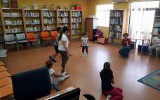 5 maio | Sessão de Yoga para Crianças