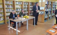 Aniversário da Biblioteca Municipal com Conversas com Café